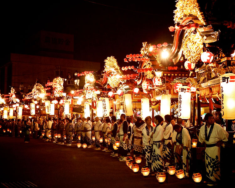 Decorate-Obon-Festival-Japan-Wallpapers