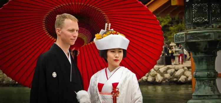 آداب و رسوم ازدواج به سبک ژاپنی