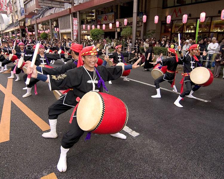 Ohara-Matsuri-Dance-Festival-in-Kagoshima-Japan