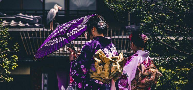 سرگذشت کیمونو