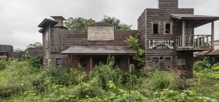 وسترن ویلیج؛ یک پارک موضوعی ترسناک و متروکه در ژاپن