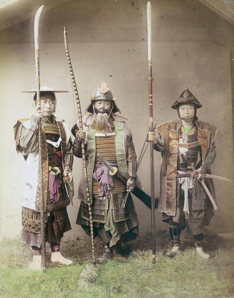 ساموراییها