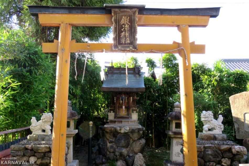 معبد ژاپن   Photo by : Unknown