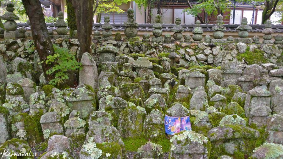 معبد 8000 مجسمه