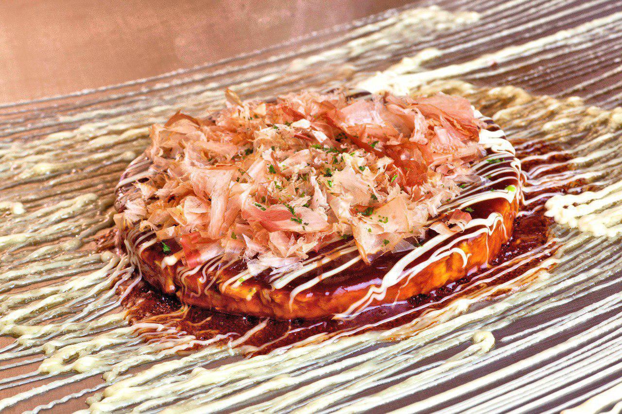 Okonomiyaki 5