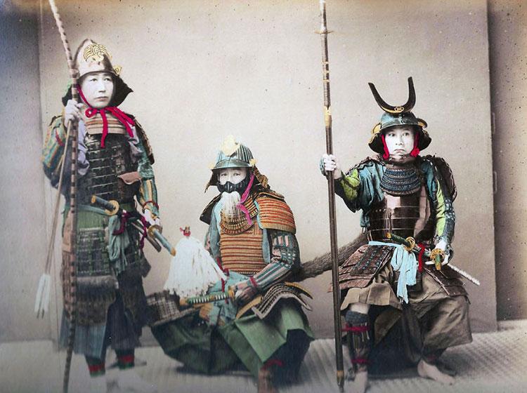 سامورایی ها
