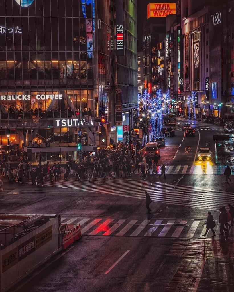 توکیو منطقه شیبویا