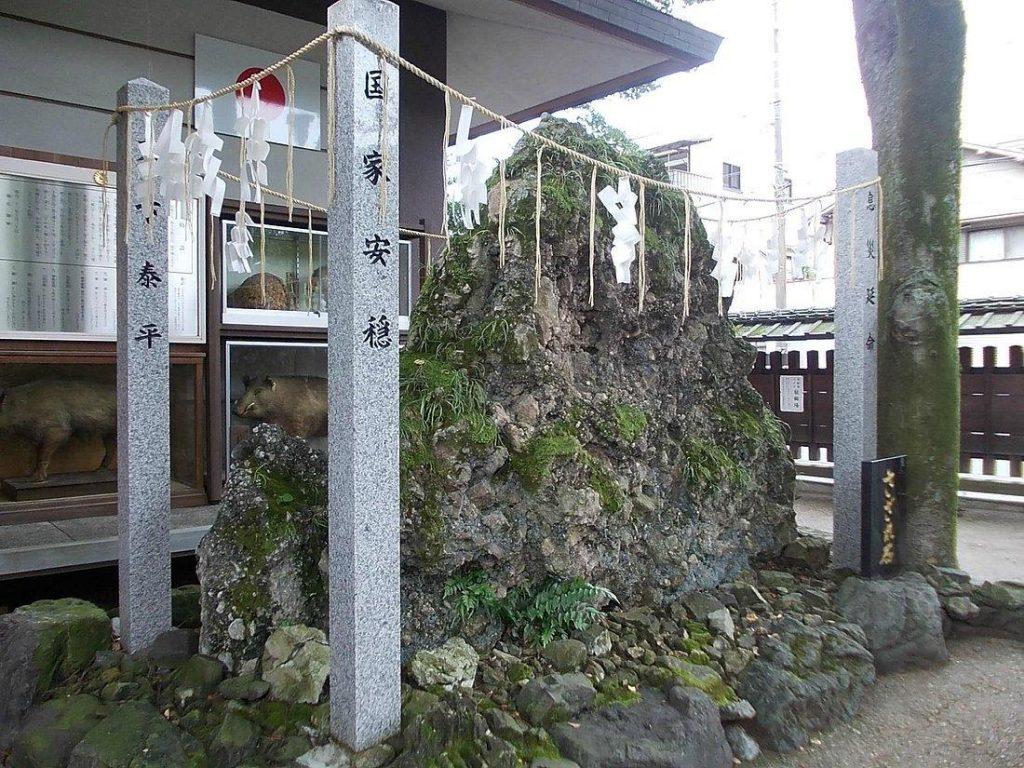 معبد گراز وحشی گوو جینجا