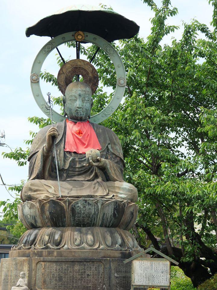 مجسمه برنزی معبد جیومیوین
